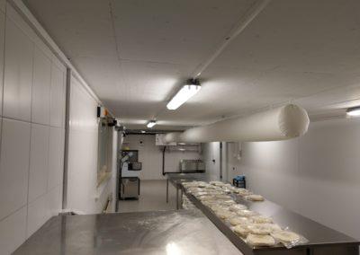 Salle de production