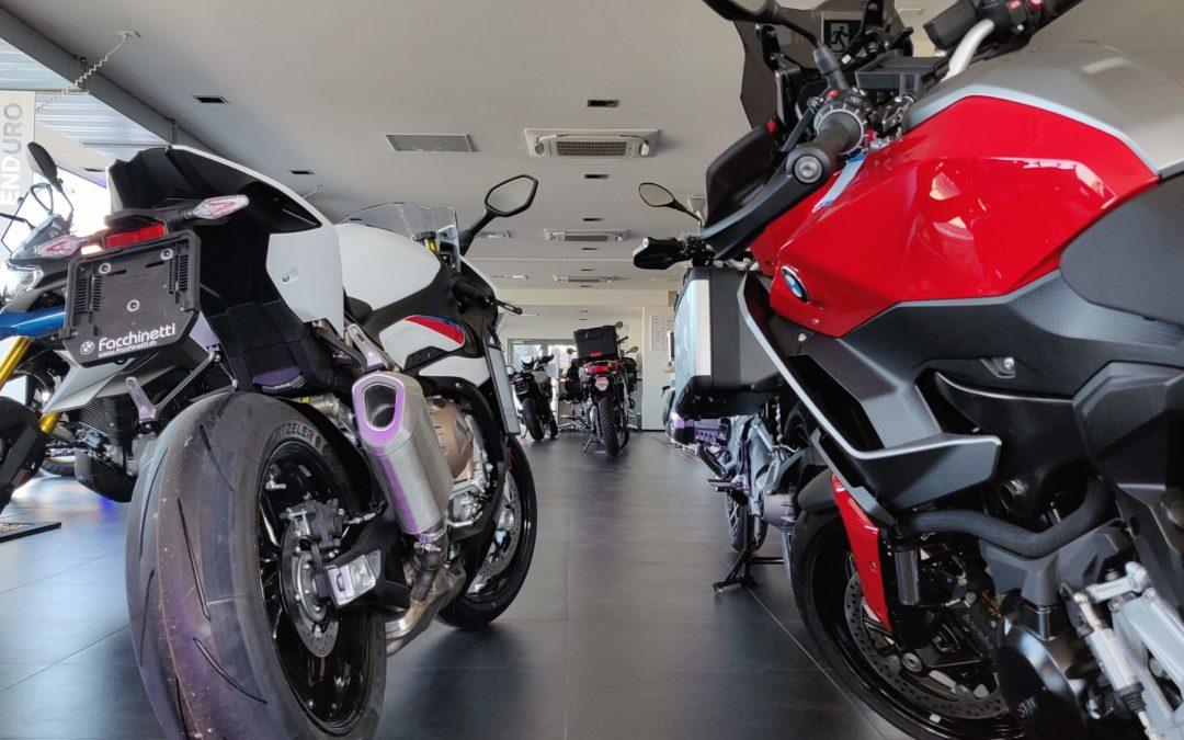 Showroom motos